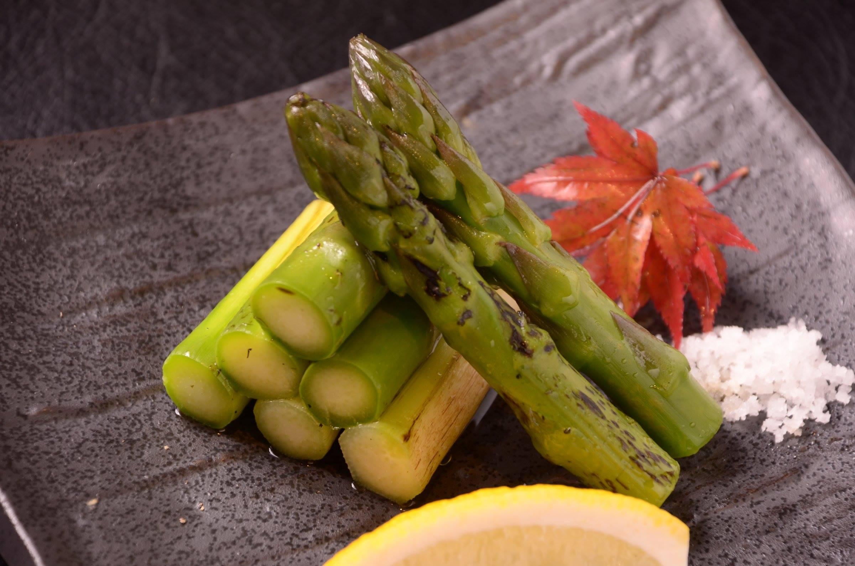 こだわりの有機栽培野菜を使用