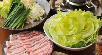 「レタスしゃぶしゃぶ」を食べるなら新宿にある『吟』
