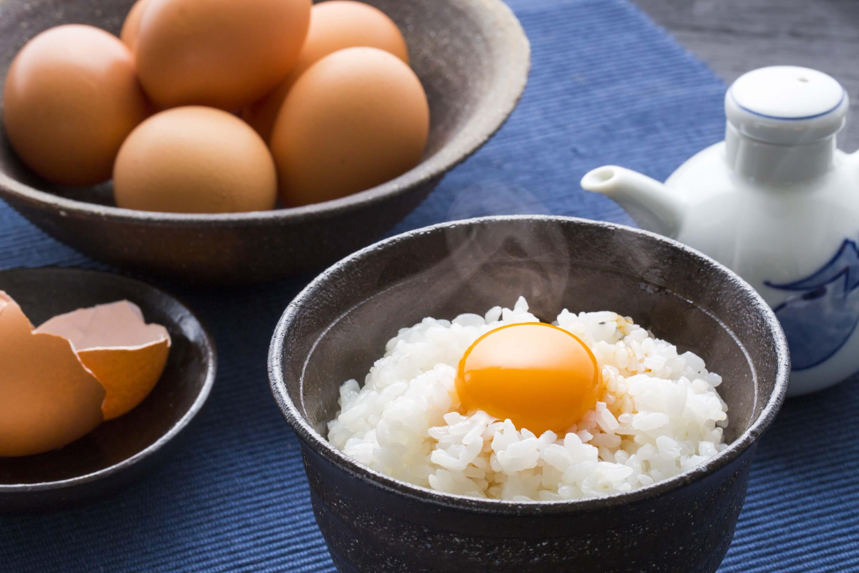 濃厚な味わい・色鮮やかな「奥久慈卵」
