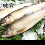 「鮎」6月解禁!代表的な初夏の味覚