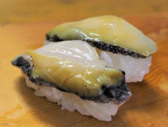 『トコブシ』は北海道南部から九州にかけての太平洋及び日本海沿岸部に広く生息