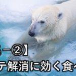【特集-②】夏バテ解消に効く食べ物!