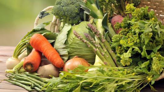 【特集】旬の春野菜は美味しく健康におすすめ!