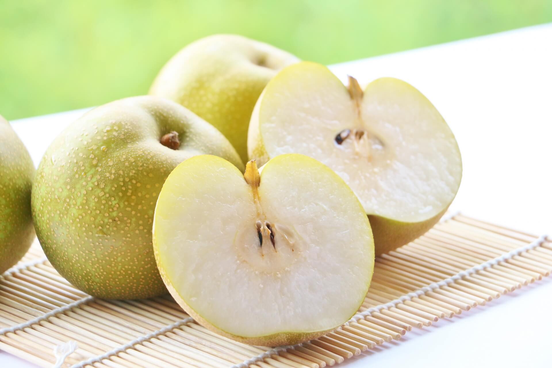 7月4日は梨の日