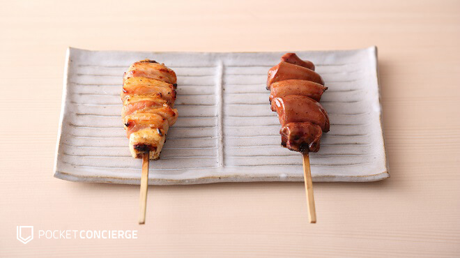 鶏料理の代表格、焼き鳥で味わう【焼鳥 おみ乃】
