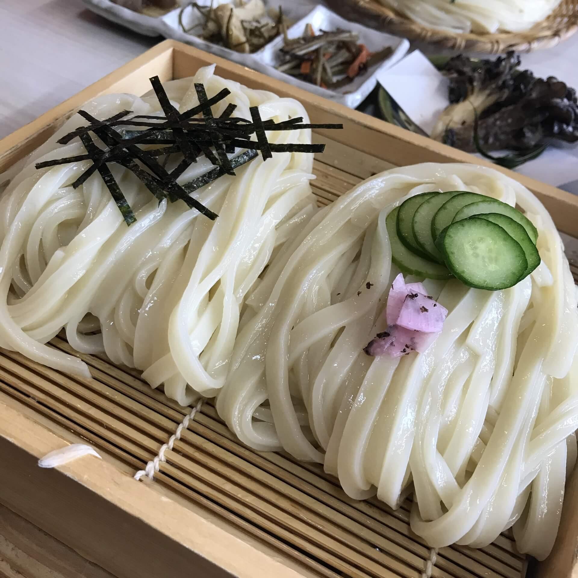 日本三大うどんのひとつ「水沢うどん」の特徴と魅力