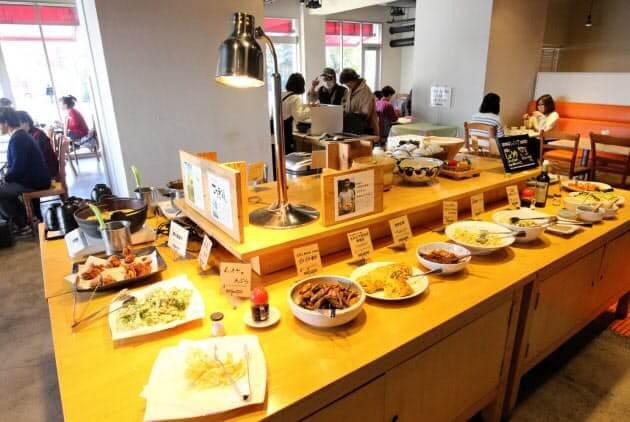 【東京 羽村】生産者こだわりの食材が食べられる和食ブッフェレストラン「四季菜」