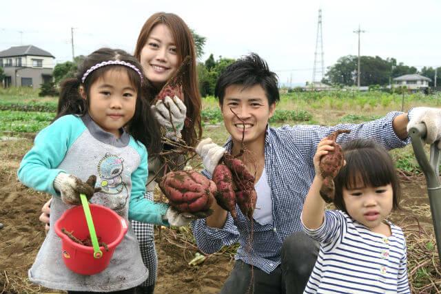 日本に1%以下!無肥料・無農薬で育てる自然栽培農家「えがおファーム」