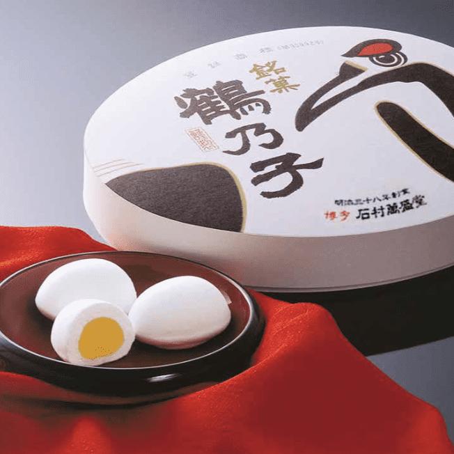 100年企業「石村萬盛堂」の看板商品『鶴乃子』